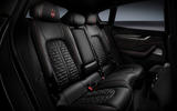 Maserati Levante Trofeo 2019 first drive review - rear seats