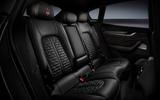 Maserati Levante Trofeo 2019 first drive review - rear seats
