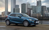 Mazda 2 Sport Nav 2020 UK first drive review - static front