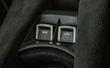 McLaren 720S Spider 2019 UK first drive - roof controls
