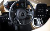 14 McLaren Elva 2021 UK FD steering wheel