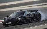 McLaren P1 - front