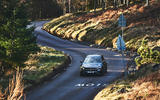 Mercedes-AMG A35 2019 UK first drive review - Scotland