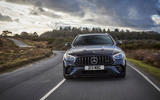 14 Mercedes AMG E52 2021 UK first drive review on road nose