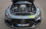 Mercedes-AMG GT R Pro 2019 first drive review - engine