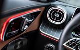 14 Mercedes Benz C Class 2021 FD air vents