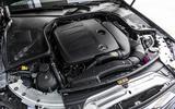 Mercedes-Benz C-Class C200 2018 review engine