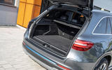 Mercedes-Benz GLC F-Cell 2019 first drive review - boot