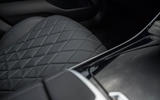 14 Mercedes S Class S400d 2021 UK FD seat quilted