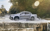 Mercedes-Benz X-Class X350d 2018 first drive review water side