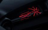 Mini Cooper 5dr 2018 UK review interior illumination