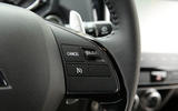 Mitsubishi ASX 2019 first drive review - steering wheel cruise control