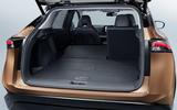 2020 Nissan Ariya - boot open
