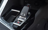 Peugeot 5008 2018 long-term review gear shifter