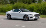 Polestar 1 2019 first drive review - on the road front
