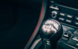 Porsche 718 Boxster GTS 4.0 2020 UK first drive review - gearstick