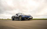 Porsche 718 Boxster GTS 4.0 PDK 2020 UK first drive review - on the road front