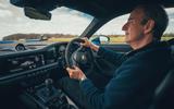 14 Porsche 911 GT3 2021 UK first drive review Frankel driving