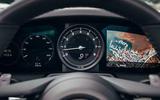 Porsche 911 Targa 2020 UK first drive review - instruments