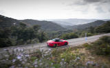 Porsche Boxster T 2019 first drive review - driving with roof up