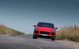 Porsche Cayenne GTS 2020 UK first drive review - on the road