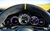 14 Porsche Cayenne Turbo GT 2021 UK FD alcantara