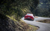 Porsche Cayman T 2019 first drive review - on the road corners