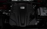 Porsche Macan GTS 2020 first drive review - engine