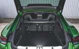 Porsche Panamera GTS 2019 UK first drive review - boot