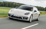 Porsche Panamera GTS Sport Turismo 2020 first drive review - on the road front