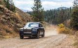 Rolls-Royce Cullinan 2018 first drive Canyonero
