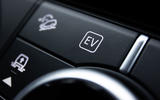 14 Rover Defender PHEV 2021 UK FD ev button
