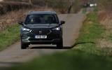 Seat Tarraco 2019 UK first drive review - on the road nose