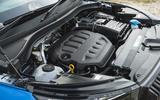 14 Skoda Kodiaq Sportline 2021 UK engine