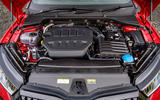 Skoda Octavia vRS Estate 2020 UK first drive review - engine