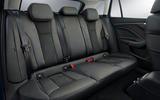 Skoda Scala 2019 first drive review - rear seats