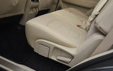 Ssangyong Rexton longterm review rear seat controls