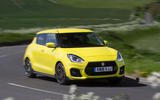 Suzuki Swift Sport 2018 long-term review on the road front