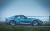 14 Toyota GR Supra 2 litre 2021 UK first drive review static