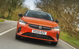 Vauxhall Corsa-e 2020 - hero front