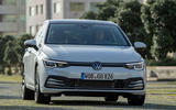 Volkswagen Golf 2020 first drive review - on the road nose