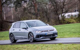 Volkswagen Golf GTI Clubsport 2020 first drive review - on the road front