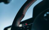 14 Volkswagen Golf GTI Clubsport 45 2021 UK FD stitching