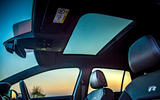 Volkswagen Golf R Performance Pack 2018 review sunroof interior