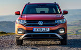 Volkswagen T-Cross 2019 UK first drive review - static front