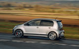 Volkswagen Up GTI 2020 UK first drive review - on the road side