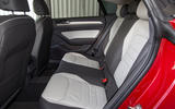 Volkswagen Arteon 2018 long-term review rear seats