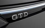 Volkswagen Golf GTI 2020 - rear badge