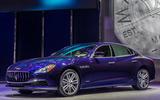 Maserati Ghibli facelift revealed