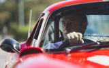 Frankel driving alternative view